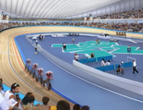 В Лондон започна строежа на колодрума за олимпийските игри през 2012-та