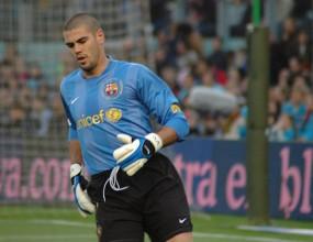 Валдес подписа с агента на Раул, Милан го следи