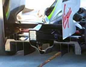 """Сагата с дифузьорите продължава, вижте новата видео графика """"F1 под лупа"""" за подробности!"""