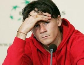 Гийермо Кориа се отказа от тениса
