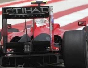 Ферари с нов дифузьор в Испания