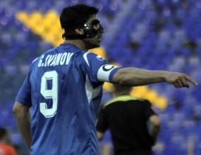 Гонзо: Ще играя срещу ЦСКА