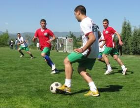 Каменица ФЕНкупа'09 стартира в Благоевград