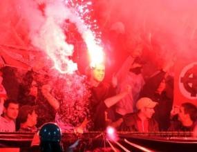 Дребни инциденти в София преди Вечното дерби