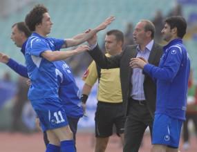 Георги Христов: Обезумях, когато видях топката в мрежата