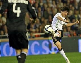 Давид Силва благодарен на публиката след разгрома над Реал
