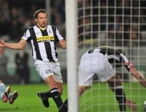 Дел Пиеро резерва срещу Милан