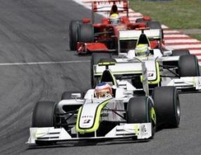 Бътън: Ферари показаха най-голям напредък