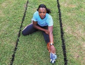 Кембъл-Браун се готви за нова световна титла и 10.6 сек. на 100 м