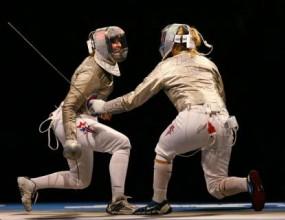 Наш фехтовач на крачка от /16-финалите на Уни 2009