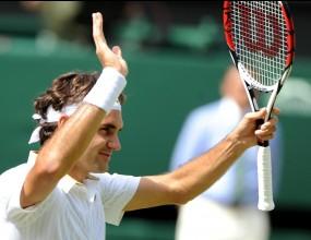 Федерер: Невероятно е отново да съм на финала