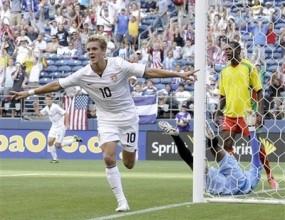 САЩ започна с победа защитата си на КОНКАКАФ Голд къп