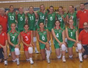 Девойките станаха балкански шампионки