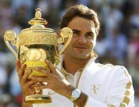 Федерер се върна на върха в световната ранглиста