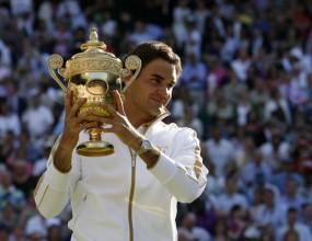 15-те стъпки на Федерер към величието