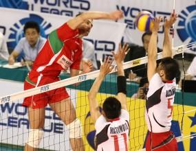 Казийски продължава да е №1 на сервис в Световната лига