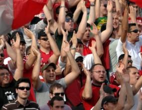 Феновете на ЦСКА започват събора в петък