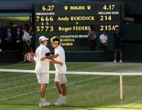 Само финалът от 2008 г. по-гледан от този между Федерер и Родик
