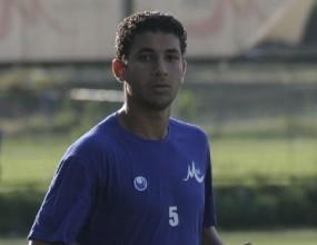 Достанич пази Рабех преди мача в Баку