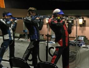 Петер Шиди от Унгария спечели титлата на пушка от три положения
