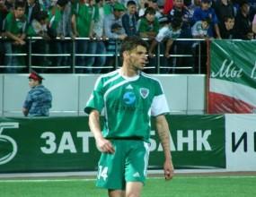 Вальо Илиев носи точка на Терек с гол