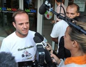 Монтедземоло в болницата, пилотите загрижени за Маса