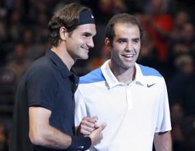 Сампрас: Щях да побеждавам Федерер, ако играехме по едно и също време