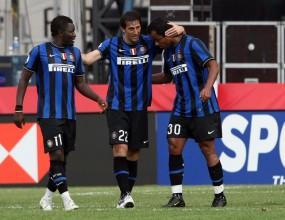 Интер се завърна в Италия