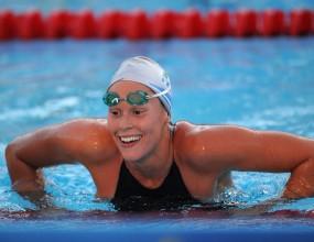 Федерика Пелегрини със световен рекорд на 200 метра свободен стил