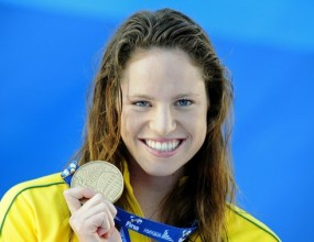 Всички медалисти от третия ден в турнира по плуване на СП