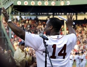 Бостън прекрати кариерата на №14