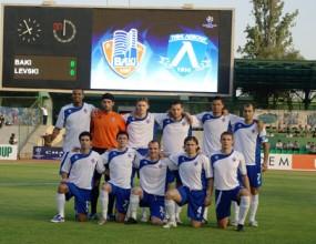 Президентът на ФК Баку: Можем да преминем през Левски