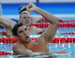 Майкъл Фелпс с нов световен рекорд на 200 метра бътерфлай