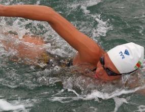 Рангелова не успя да достигне 1/2 финалите на 100 метра свободен стил