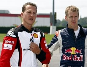 Ферари ще предложи договор на Шумахер и за 2010 година?
