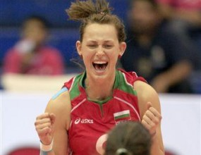 Габриела Цветанова: Горди сме с постижението си