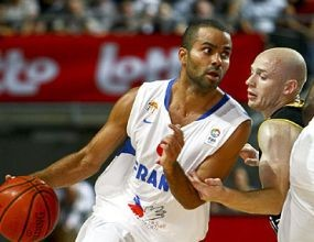 Франция се класира за Евробаскет 2009