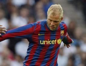 Барселона преотстъпи Ейдур Гудьонсен на Монако