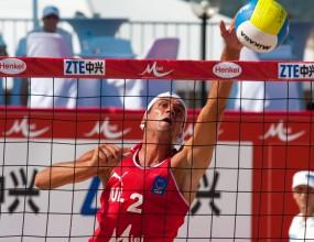 Националното първенство по плажен волейбол от турнирите М-Тel Beach Masters ще се проведе в София