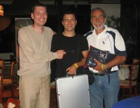 Иво Андреев печели турнир по покер