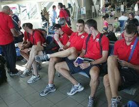 Ден почивка за волейболистите преди старта на Евро 09