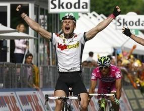 Германец спечели 4-ия етап на Обиколката на Испания