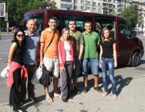 Вестоносците тръгнаха към Истанбул