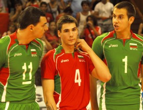 България продължава да е отбор №4 в света