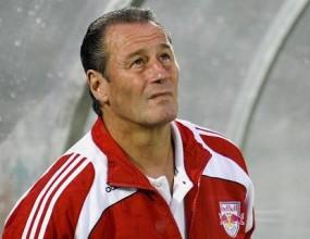 Хууб Стевенс остана без помощник-треньор в Ред Бул Залцбург