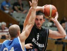 Националите биха Рилски спортист в последната си контрола преди Евробаскет 2009