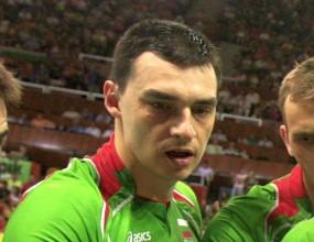 Владо Николов: Бяхме под напрежение