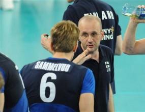 Кoнтузен треньор води Финландия