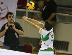 Шепа хора на България - Италия 3:0