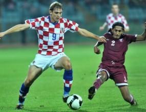 Хърватия се измъчи с Катар